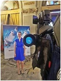 Mihaela Draghici - Director de Relatii Publice Romaqua Group