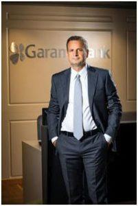 Ufuk Tandogan, CEO Garanti Group Romania