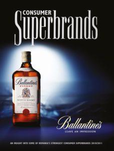 SB2010/2011 - Ballantines