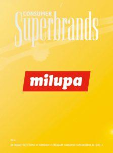 SB2010/2011 - Milupa