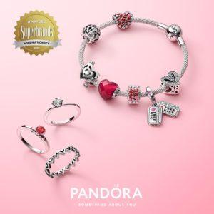 Pandora with SB Stamp